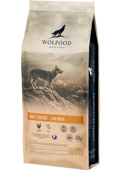 Wolfood adult chicken 14kg
