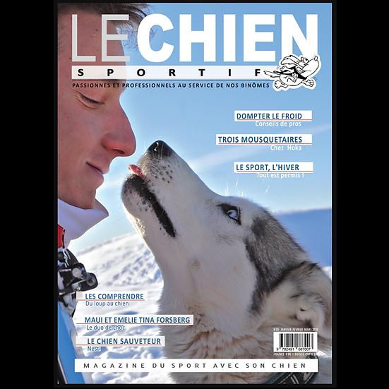 Le Chien Sportif Magazine Janv-Fév-Mars 2020