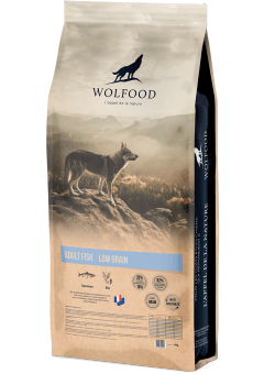 Wolfood adult fish 14kg