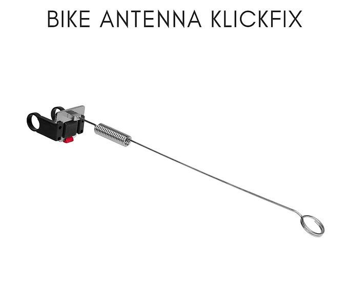 Non-stop Dogwear antenne bike klickfix