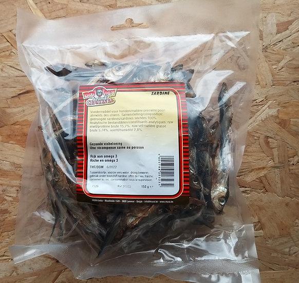 Sardines sechées 150gr