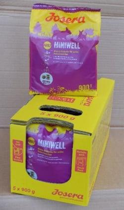 Josera Miniwell 4x900gr
