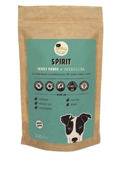 Eat Small Spirit friandises pour chiens