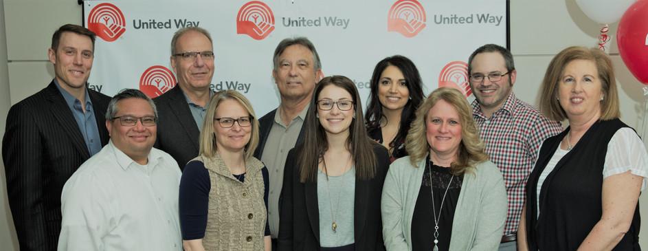 United Way Award Lunch