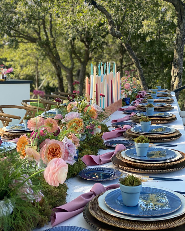 Ranch Dinner Party