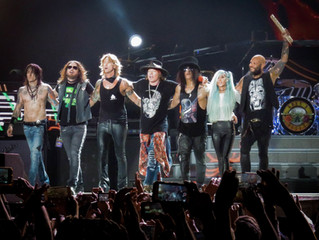 Guns N' Roses, London Stadium review - venue almost ruins night of glory; The Not in This Lifeti