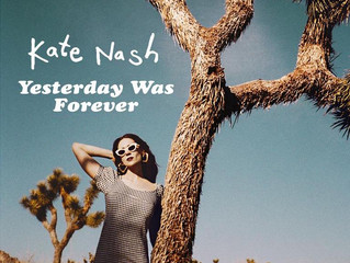 CD: Kate Nash - Yesterday Was Forever The cockney songbird continues her adventures in American indi