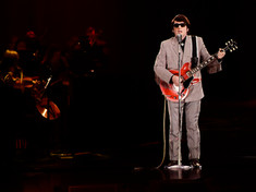 Roy Orbison In Dreams Hologram, Eventim Apollo review - it's a gig, Jim, but not as we know it A