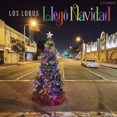 CD: Los Lobos - LLegó Navidad