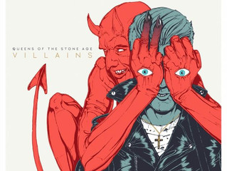 CD: Queens of the Stone Age - Villains The kings of stoner-rock are back and now they want to dance