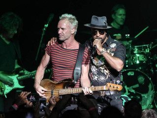 Sting and Shaggy, Roundhouse review - wilfully uncool and irrepressibly good fun