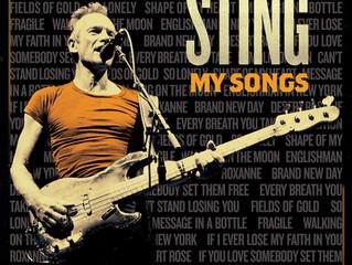 CD: Sting - My Songs Mr Sumner updates his impressive back catalogue... slightly