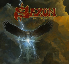 CD: Saxon - Thunderbolt The veteran metallers' new one is heavy and full of heart