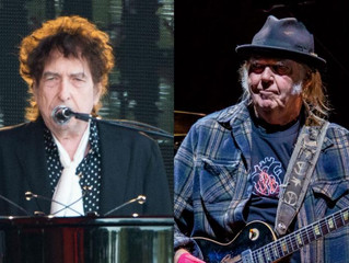 Bob Dylan and Neil Young, BST Hyde Park review - flat-out brilliant and strangely compelling