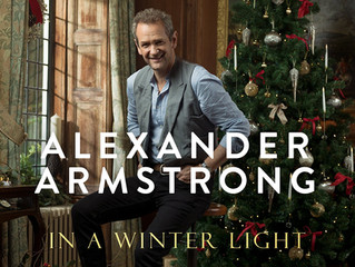 CD: Alexander Armstrong - In a Winter Light Mr Pimms O'Clock invites us in for some festive chee