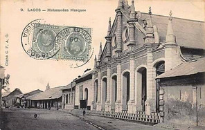 Muhammad Shitta Bey and Lagos' First Mosque