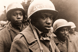 African Americans and Turks in WWII