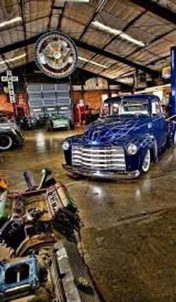 Garage Man Door Impression