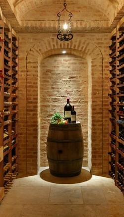 Wine Cellar Door Impression