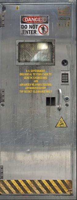 Lab Door Impression