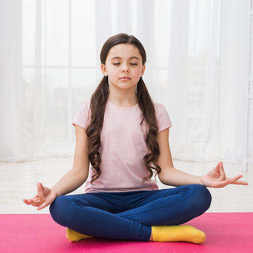 Yoga Calm for Kids