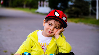Part One: How to help my child when they act out