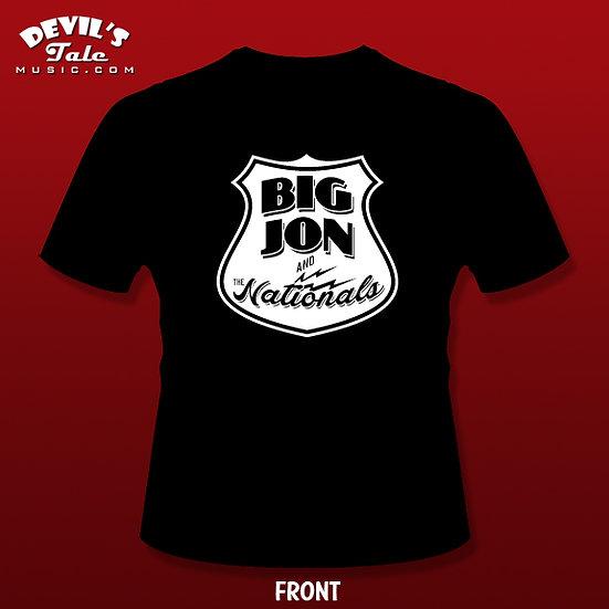 """""""Big Jon"""" Atkinson & Nationals T-Shirt"""
