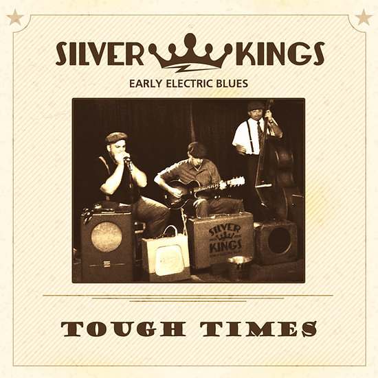 Silver Kings Tough Times: (Digital Download Link Only)