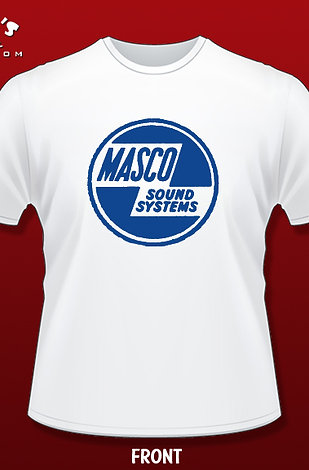 Masco Sound Systems T-Shirt