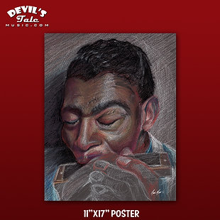 Little Walter Poster - 11″x17″