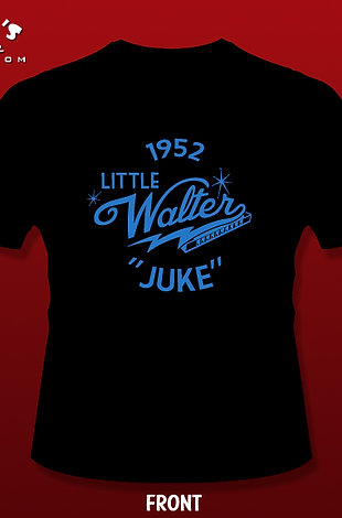 "Little Walter ""Juke"" T-Shirt"