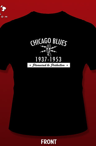 Chicago Blues 1937-1953 T-Shirt