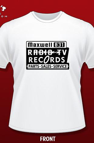 Maxwell Radio T-Shirt