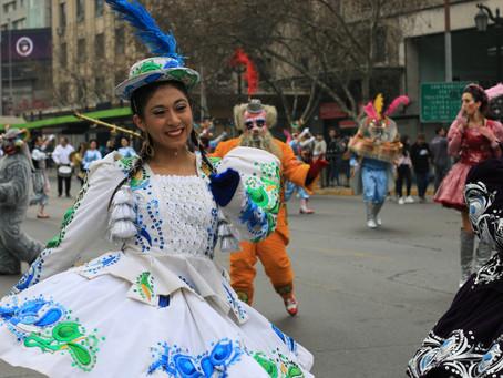 Día Internacional del folclor