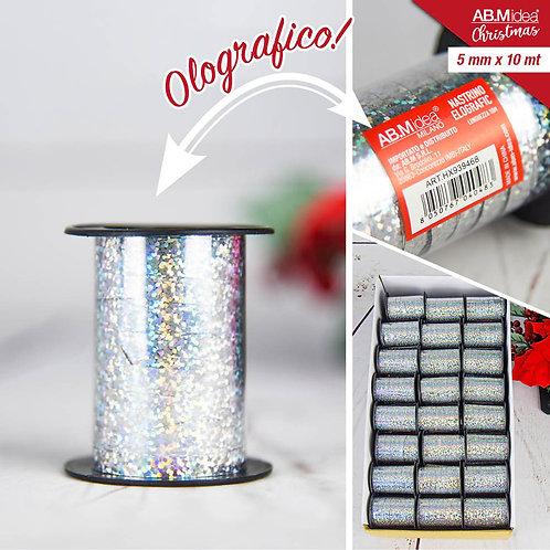 ELOGRAFISCHES BAND 5MMX10;MT.SL12 SILBER