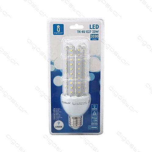 AIGOSTAR LED LAMPE T4 4U E27 233W KALT