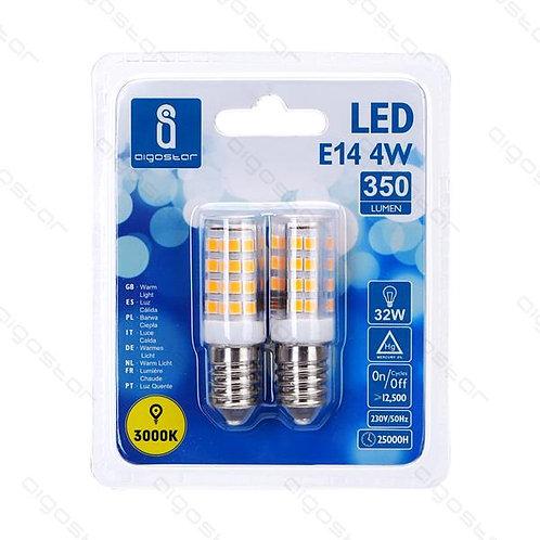 AIGOSTAR LED LAMPE E14 4W WARM