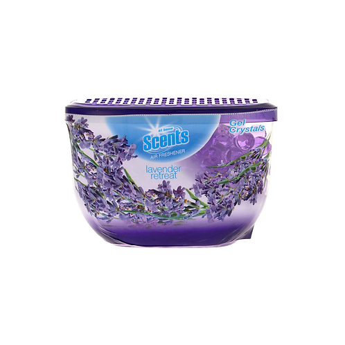 AT HOME EXCLUSIVE GEL CRYSTALS AIR FRESHENER 15