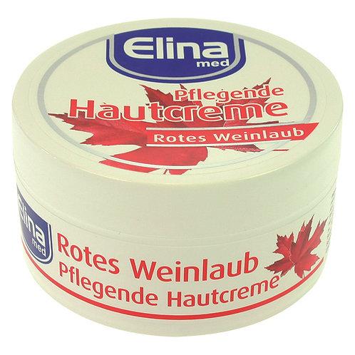 """HAUTCREME ROTES WEINLAUB 150ML """"ELINA"""""""