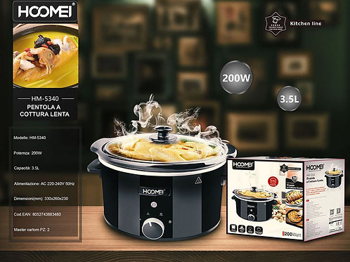 SLOW COOKING 200W