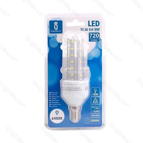 AIGOSTAR LED LAMPE 9W E14 KALT
