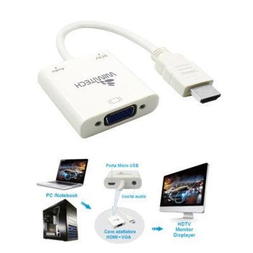 HDMI-VGA ADAPTER
