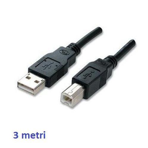 KABEL USB 2,0A/B