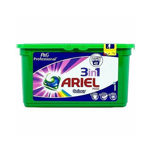 ARIEL 3IN1 PODS 42STK