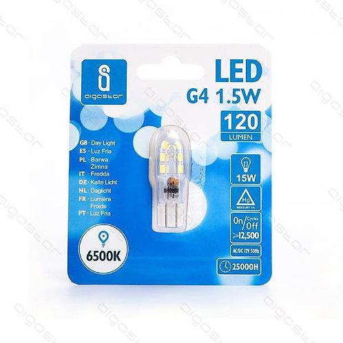 AIGOSTAR LED LAMPE G4 1,5W KALT