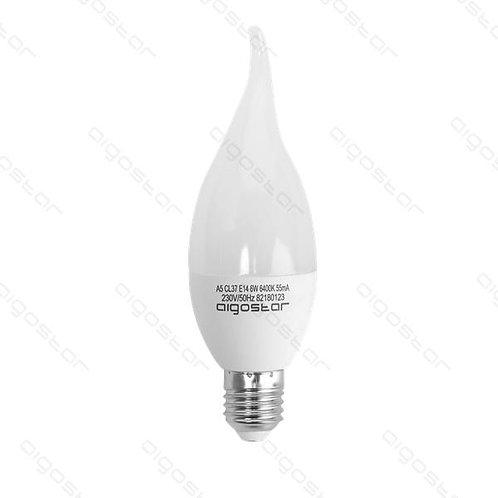 AIGOSTAR LED LAMPE CL35 E27 3W KALT