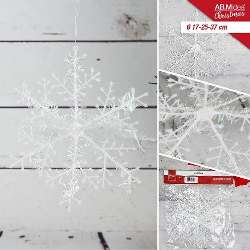 TRIS SNOWFLAKE DIAM.;37/25/17