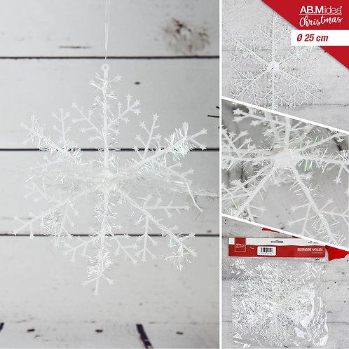 SNOWFLAKE DIAM. 25;18