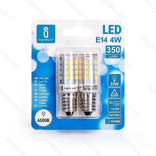 AIGOSTAR LED LAMPE E14 4W KALT