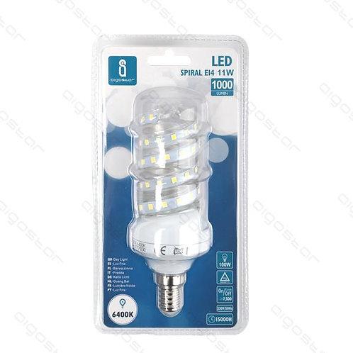 AIGOSTAR LED LAMPE E14 11W KALT